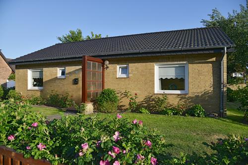 Das Ferienhaus auf Sylt/Westerland